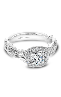 Carver Studio Engagement Rings S075-01WM product image