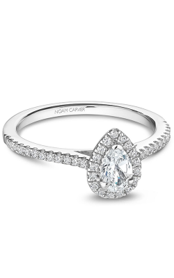 Carver Studio Engagement Rings S094-04WM product image