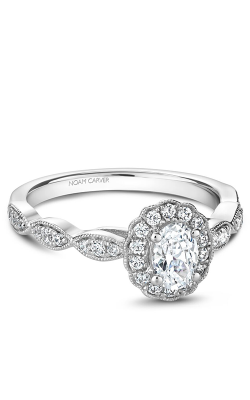 Carver Studio Engagement Rings Engagement Ring S163-02WM product image