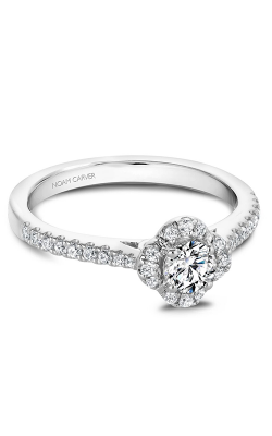 Carver Studio Engagement Rings S168-01WM product image