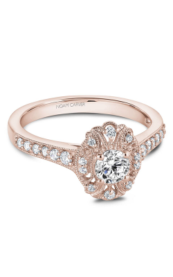 Carver Studio Engagement Rings S171-01RM product image