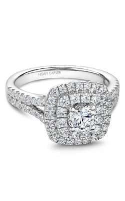 Carver Studio Engagement Rings S208-01WM product image