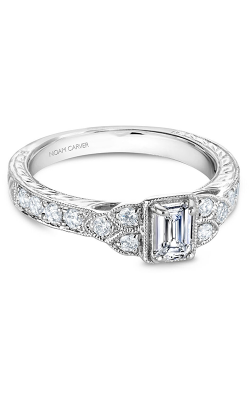 Carver Studio Engagement Rings S217-02WM product image