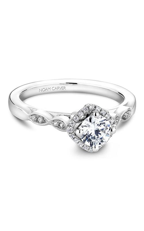 Carver Studio Engagement rings S084-01WM product image