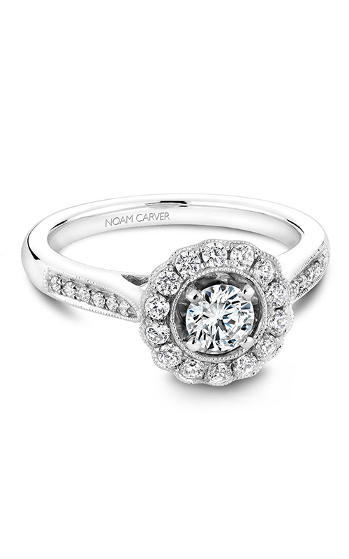 Carver Studio Engagement rings S086-01WM product image