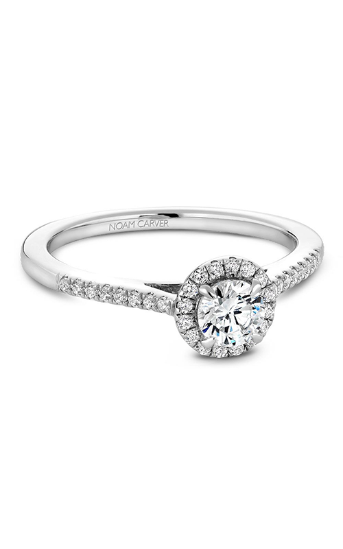 Carver Studio Engagement rings S094-01WM product image