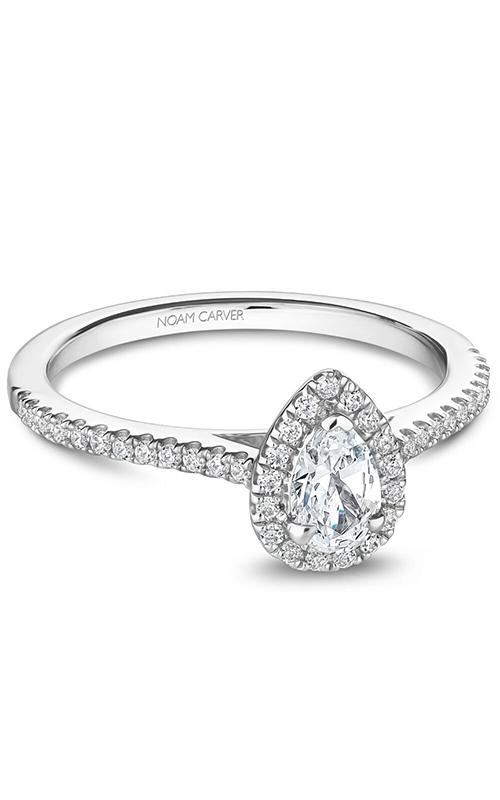 Carver Studio Engagement rings S094-04WM product image