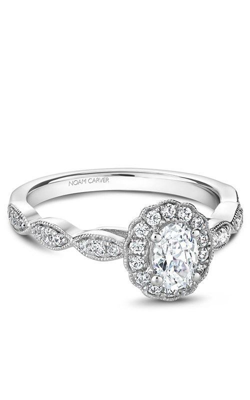 Carver Studio Engagement rings S163-02WM product image