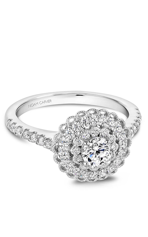 Carver Studio Engagement rings S170-01WM product image