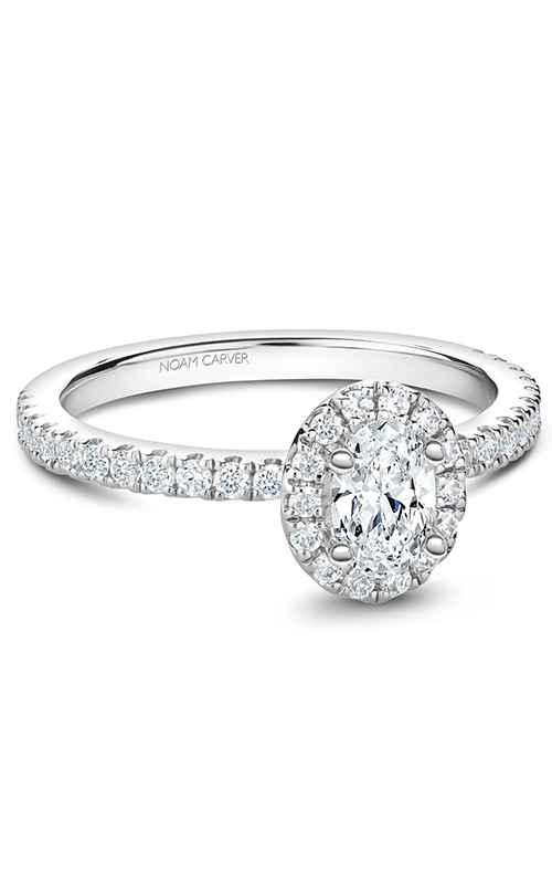 Carver Studio Engagement Rings Engagement ring S223-02WM product image