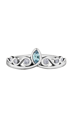 Chi Chi Aquamarine Fashion ring R52F27WG/20-10 product image