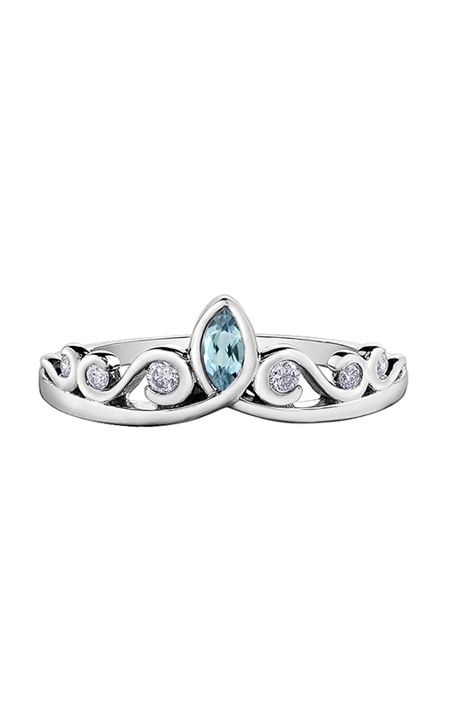 Chi Chi Aquamarine Fashion ring R52F27WG/20-10 product image