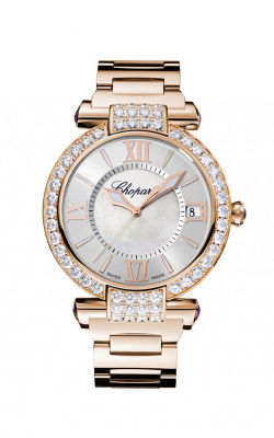Chopard Imperiale Hour And Minutes Watch 384241-5004 product image
