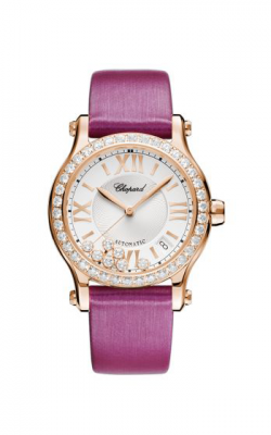 Chopard Happy Diamonds Sport Medium Automatic Watch 274808-5003 product image