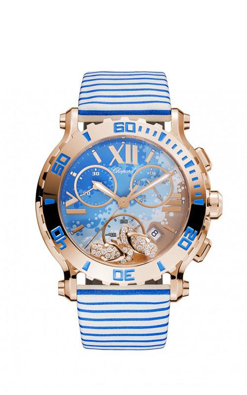 Chopard Happy Sport Chrono Watch 283581-5011 product image