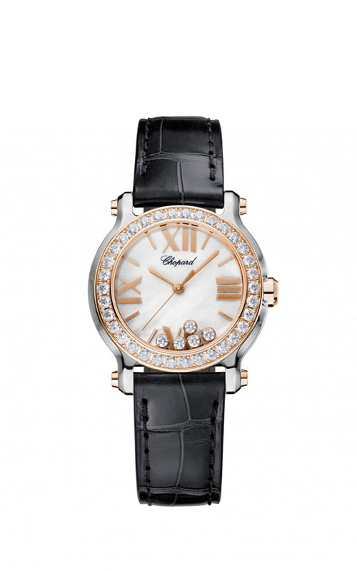 Chopard Happy Sport Mini Watch 278509-6006 product image