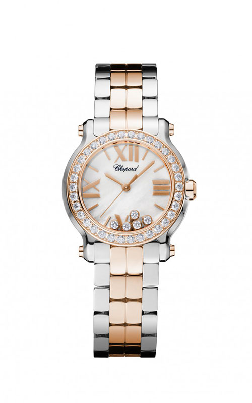 Chopard Happy Sport Mini Watch 278509-6005 product image