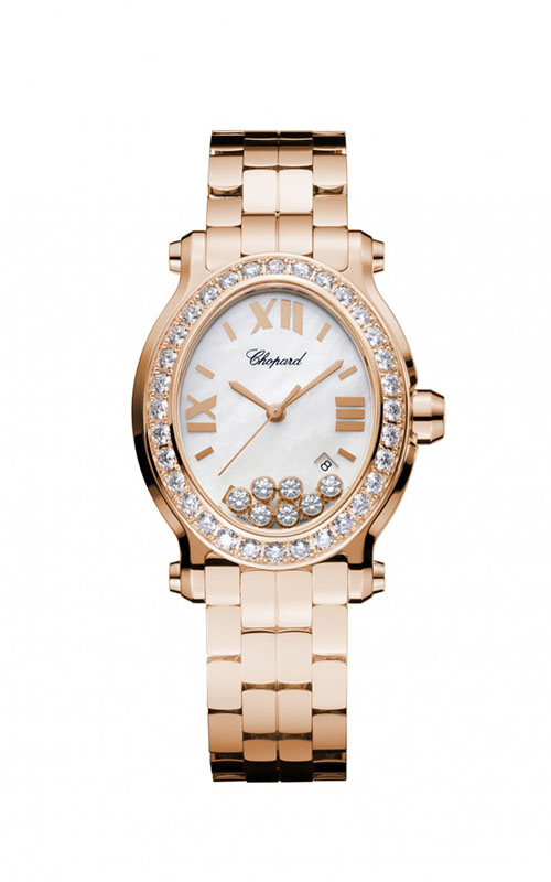 Chopard Happy Sport Medium Watch 275350-5004 product image