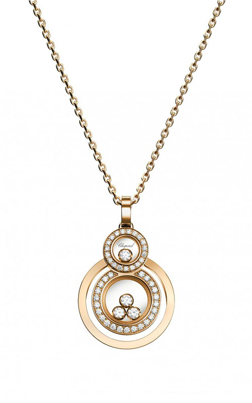 Chopard Happy Diamonds Necklace 799210-5003 product image