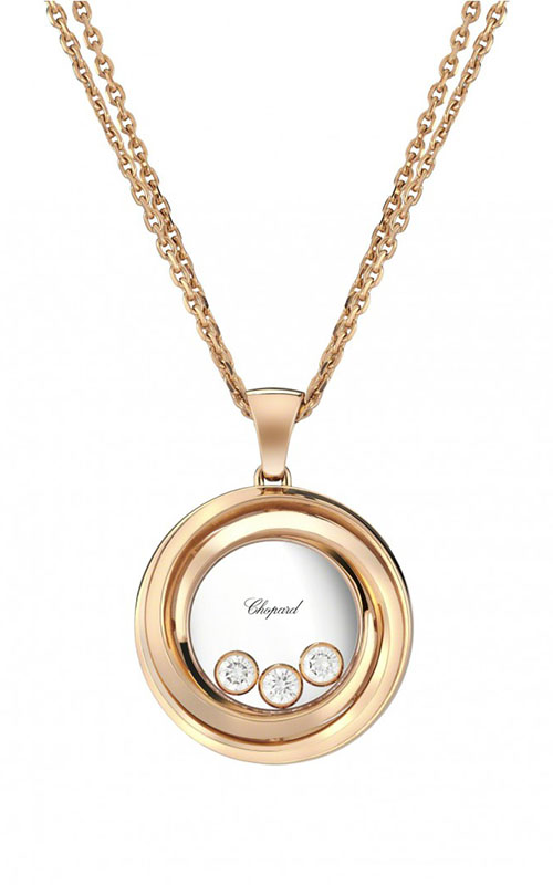 Chopard Happy Diamonds Necklace 799217-5001 product image