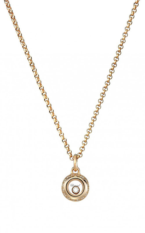 Chopard Happy Diamonds Necklace 799012-5001 product image