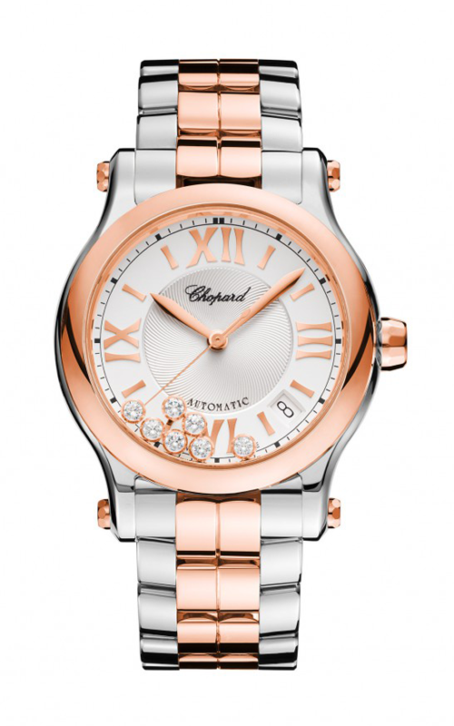 Chopard Happy Sport Medium Automatic Watch 278559-6002 product image