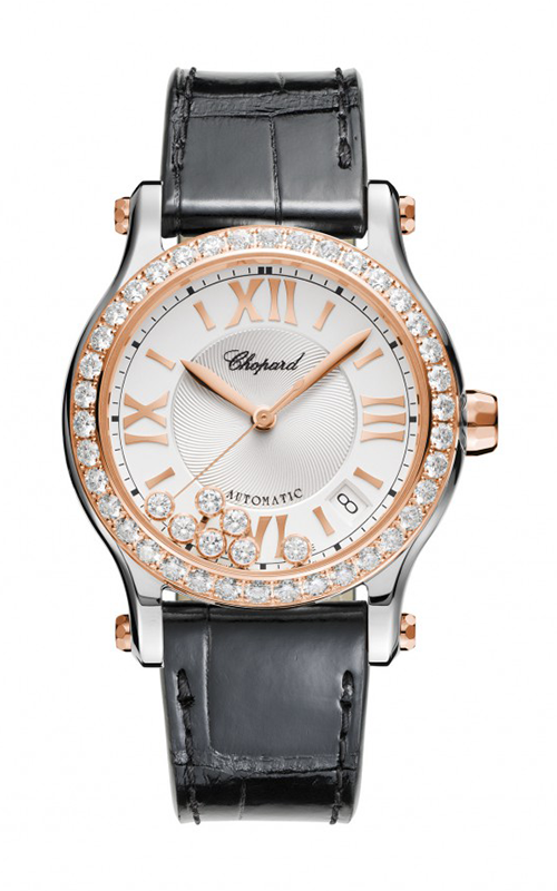 Chopard Happy Sport Medium Automatic Watch 278559-6003 product image