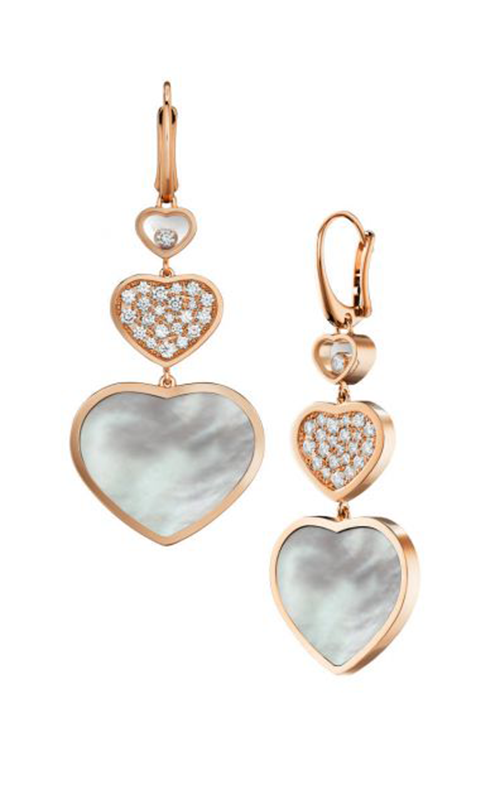Chopard Happy Hearts Earring 837482-5316 product image