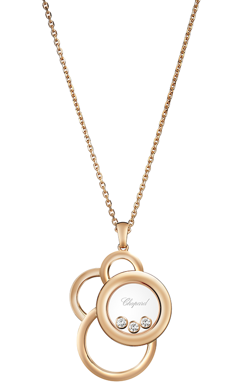 Chopard Happy Diamonds Necklace 799769-5001 product image