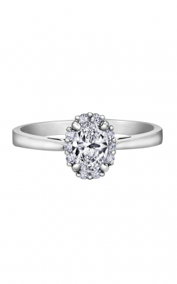 The Sherring Collection Engagement Ring R30034WG/35 product image