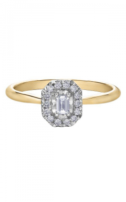 The Sherring Collection Engagement Ring R30618YW/20-10 product image