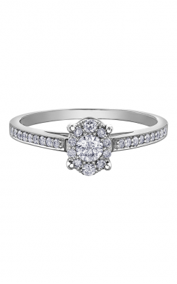 The Sherring Collection Engagement Ring R30701WG/32-10 product image