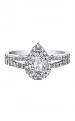 The Sherring Collection Engagement ring R30725WG/80 product image