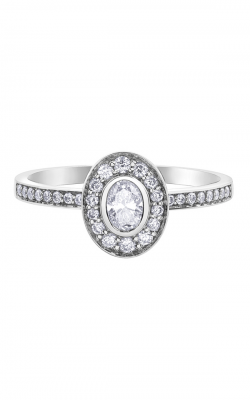 The Sherring Collection Engagement Ring R30796WG/40-10 product image