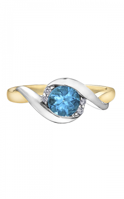 The Sherring Collection Fashion Ring R4320YW-10 product image