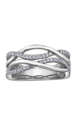 The Sherring Collection Wedding Band R52E14WG/27-10 product image