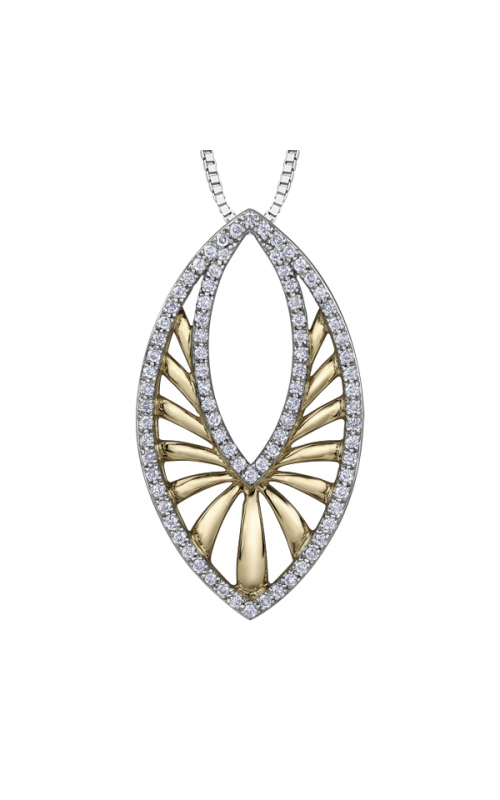 The Sherring Collection Necklace PP3886WT/25C-10 product image