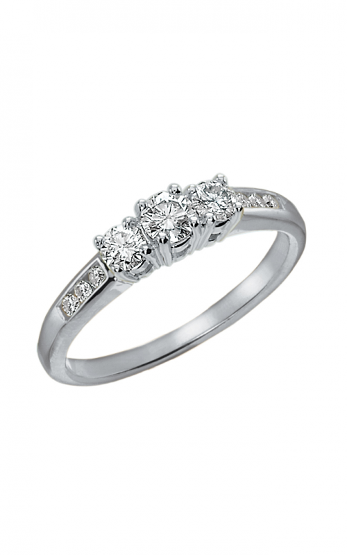 The Sherring Collection Engagement ring R2809WG/25 product image