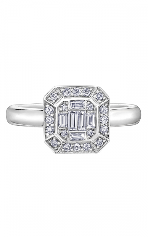 The Sherring Collection Engagement ring R30329WG product image