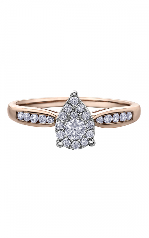 The Sherring Collection Engagement ring R30696RW/35-10 product image