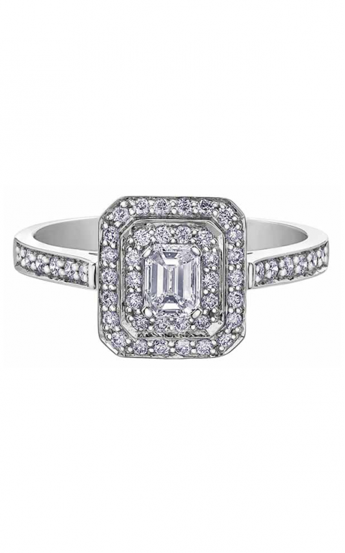 The Sherring Collection Engagement ring R30718WG/60 product image