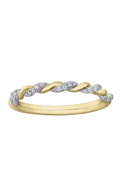 The Sherring Collection Wedding band R50K44YW/11-10 product image