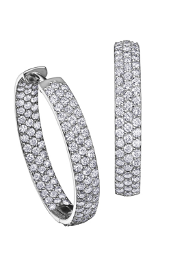Diamond Envy Earrings EE3001W/100-10 product image