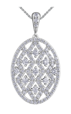 Diamond Envy Necklace PP4151W/100C-10 product image
