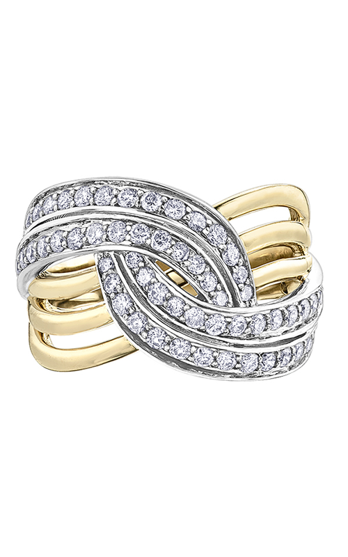 Diamond Envy Fashion ring R52F03YW/100-10 product image