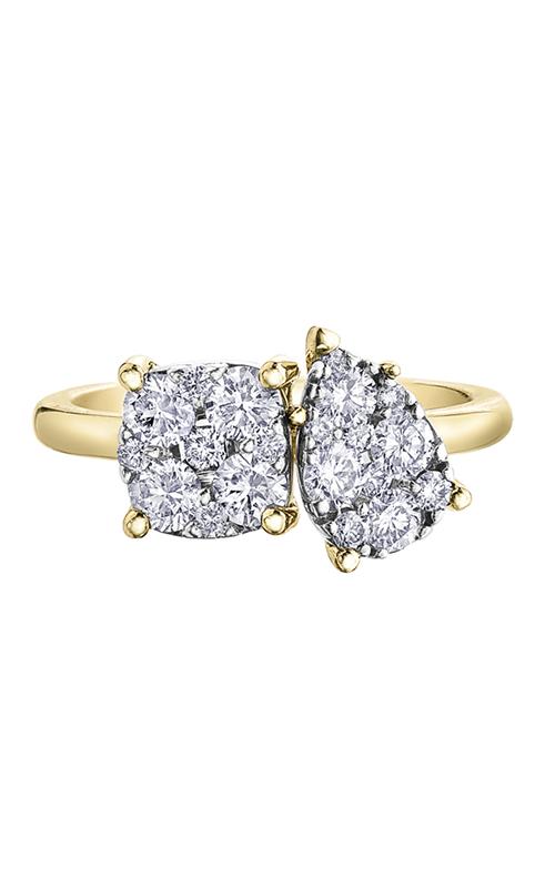 Diamond Envy Fashion ring R52F06YW/100-10 product image