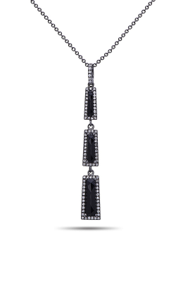 DILAMANI Rock Candy Black Onyx & Diamond Pendant AP81030ON-810B product image