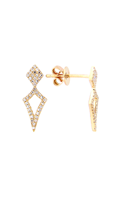 DILAMANI Silhouette Diamond Earrings AE81365D-800Y product image