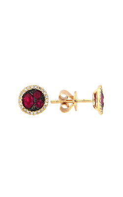 DILAMANI Venice Ruby & Diamond Earrings AE17010R-800Y product image