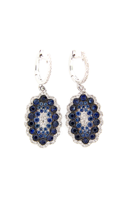 DILAMANI Venice Sapphire & Diamond Earrings AE17980SX-800W product image